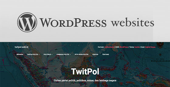 WordPress based websites