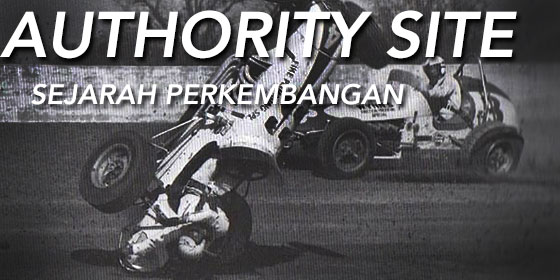 sejarah perkembangan authority site